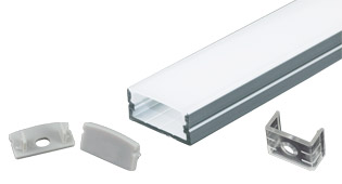 LED Aluminium Profile GS4120 (23.5*11mm)