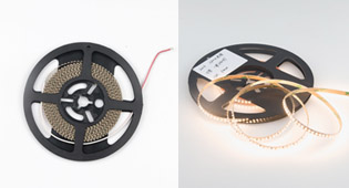 Flexible LED Strip Light, GS2216-240-CV-12/24V