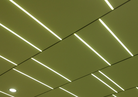 4110 LED Linear Light in Italy