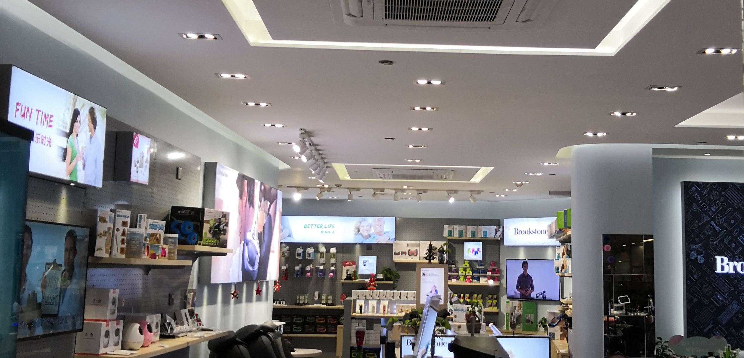 Some Benefits of LED Lights in your Stores