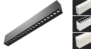 Linkable Led Linear Lighting Solution L5095